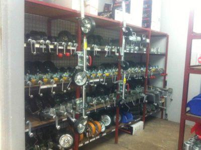 Jockey Wheels, Castor Wheels, Stabilizers Legs-800x598